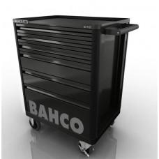 1472K6BKFF12SD BAHCO  Инструментальная тележка с 247 предметами, 6 ящиков
