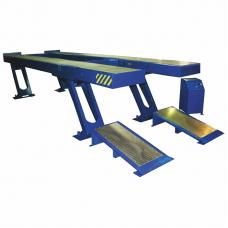 24Г272М1Подъёмник эл./гидравлический, платформенный, грузоподъёмность — 24,0 тн. Новая конструкция без нижней рамы.