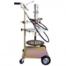 1780.H APAC Набор для нагнетания густых смазок пневматический для бочек 25/30 кг