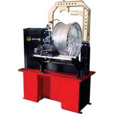TITAN 5500S Стенд для правки литых и стальных дисков (Турция)