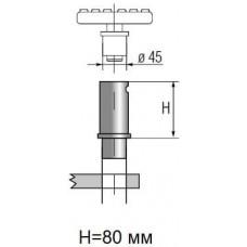 S224A3 Набор проставок (сталь) H=80 мм «Равайоли С.П.А.»  Италия