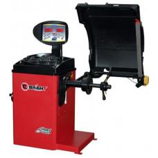 BRIGHT CB68 Балансировочный станок автомат(З параметра), D 1100мм, макс вес колеса 70кг