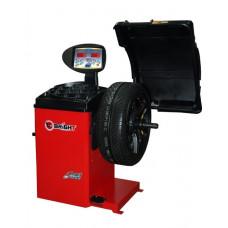 BRIGHT CB67 Балансировочный станок автомат(2 параметра), D 1100мм, макс вес колеса 70кг