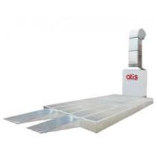 GL 611 Пост подготовки Металлическое основание высота 30 см.