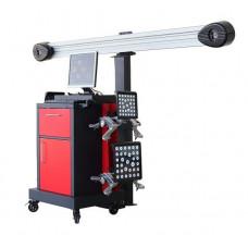 G POINT I Стенд развал-схождение GARDIA Ltd.  c технологией 3D, 2-х камерный